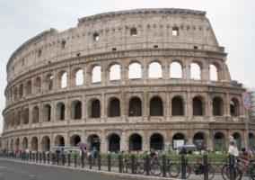 Rischio terremoto Roma
