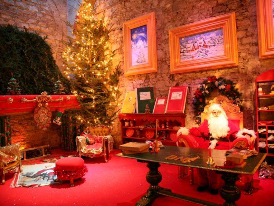 La Casa di Babbo Natale Roma
