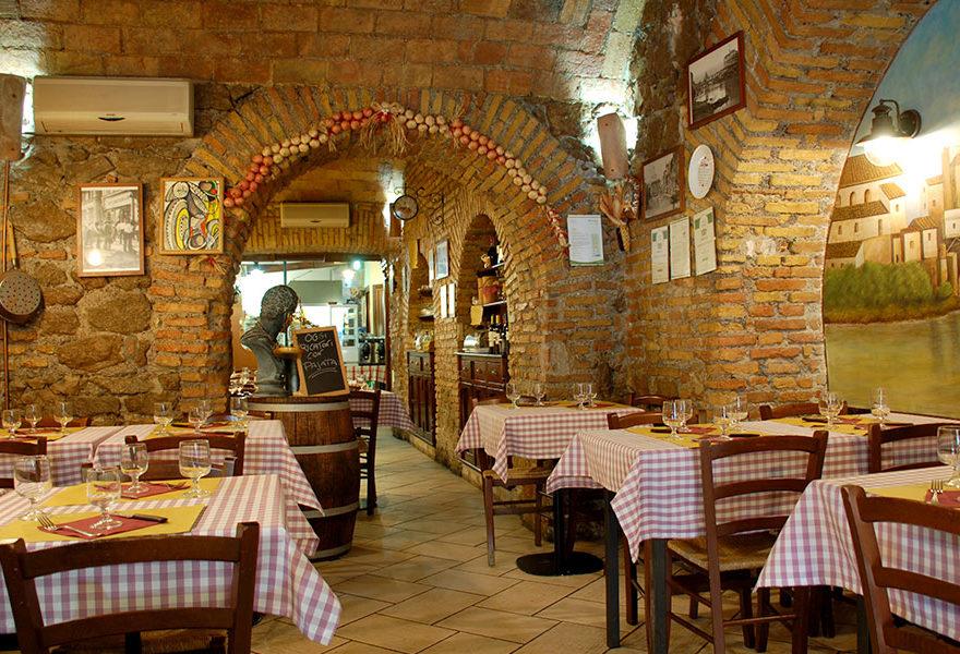 Osterie Roma Centro
