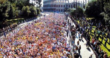 Manifestazione Roma oggi