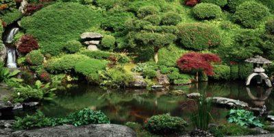 Giardino Giapponese Roma Eur