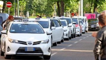 Licenza Taxi Roma