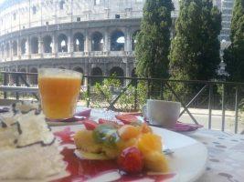 Colazione a domicilio Roma